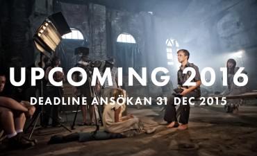 Sista ansökan Upcoming 2016