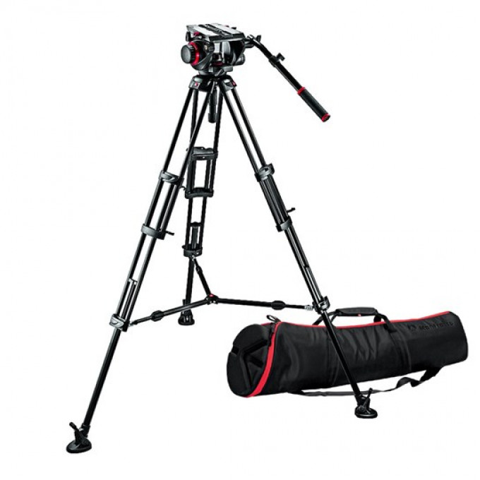 Manfrotto 545BK/509HD